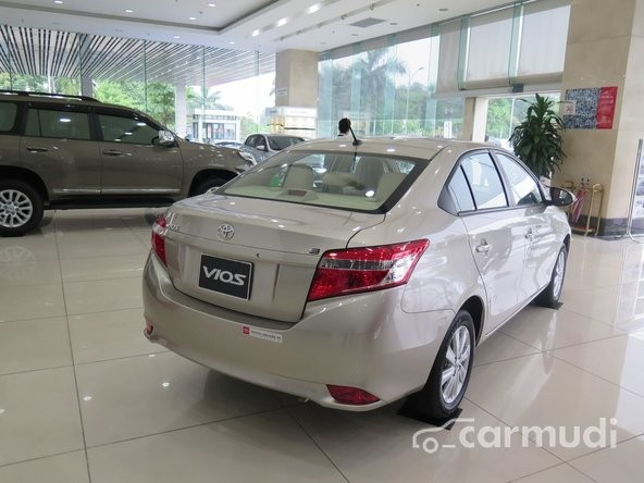 Bán ô tô Toyota Vios E MT đời 2015 - LH ngay 0986245368