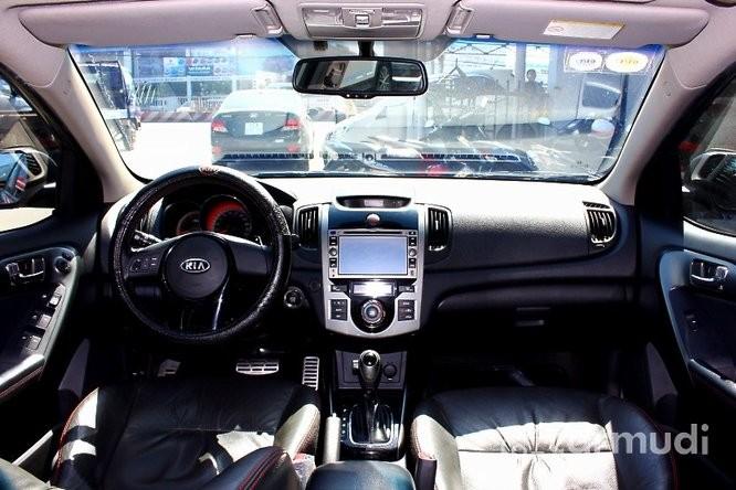 Bán xe Kia Forte đời 2013, màu xám số tự động