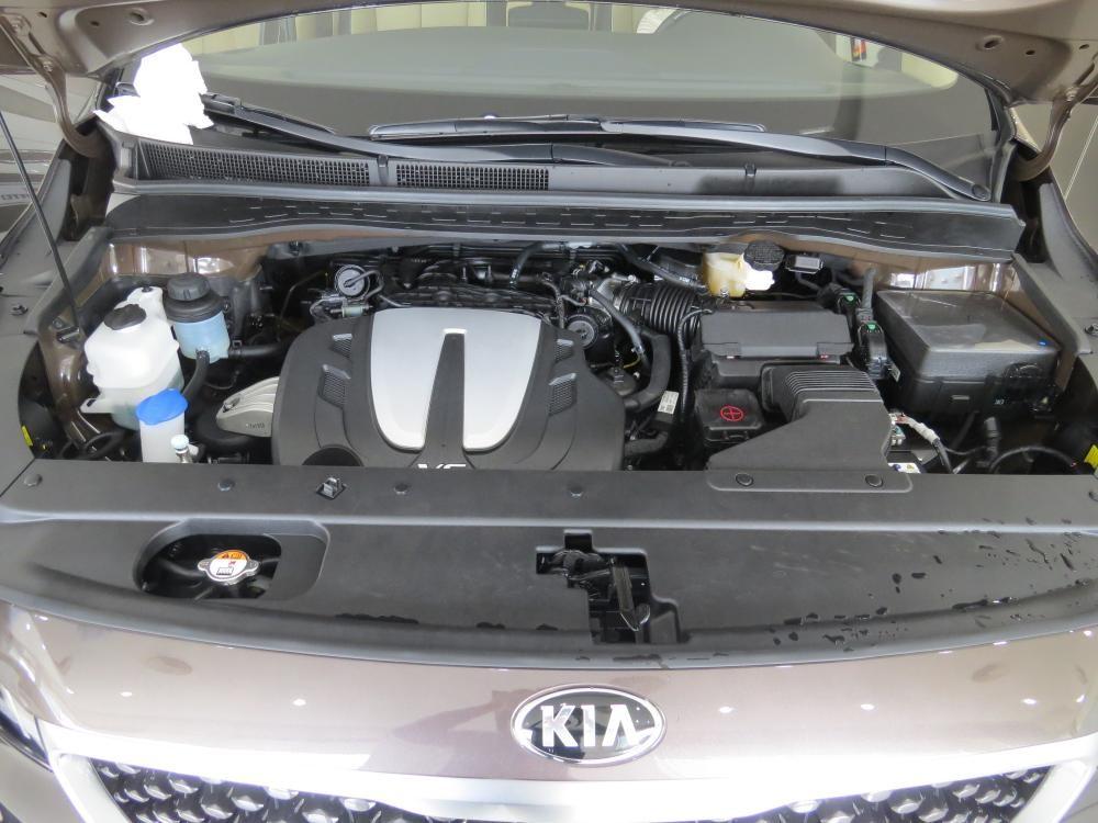 Mình bán xe Kia Sedona 3.3L 2016, màu nâu