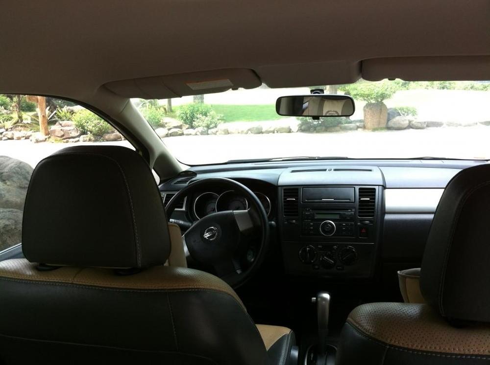 Bán xe Nissan Tiida đời 2007, nhập khẩu, chính chủ