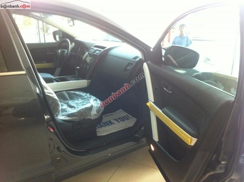 Bán xe Mazda CX 9 đời 2015, màu đen, nhập khẩu nguyên chiếc