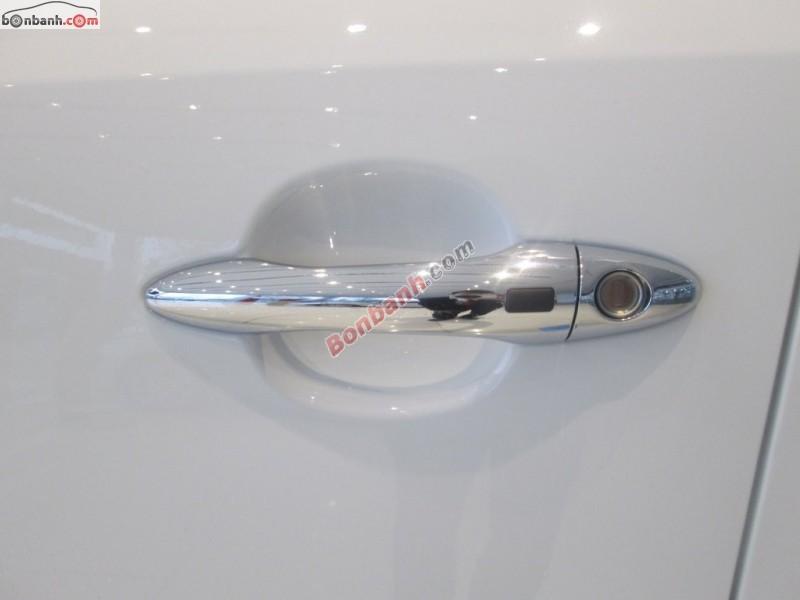 Cần bán xe Kia Sportage 2WD đời 2015, màu trắng, nhập khẩu chính hãng, giá chỉ 873 triệu