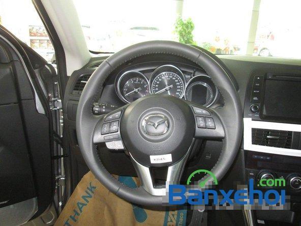 Bán ô tô Mazda CX 5 2 Wd đời 2015, màu bạc