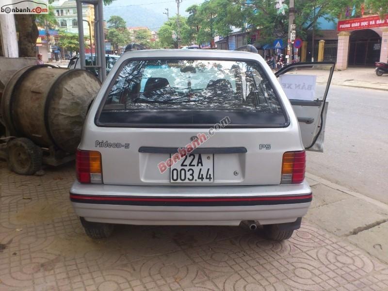 Bán xe Kia CD5 đời 2000, màu bạc