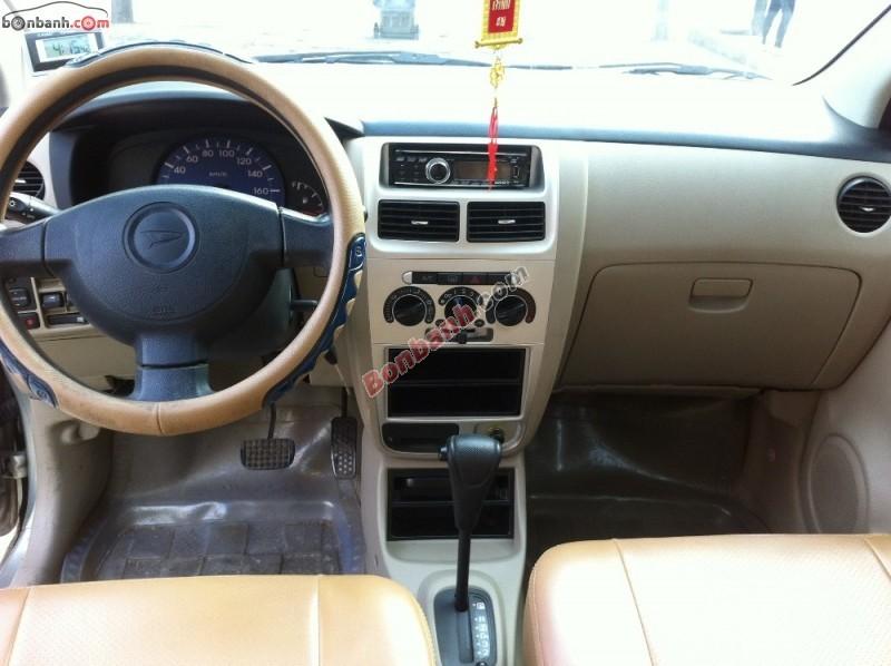 Bán Daihatsu Charade AT sản xuất 2006, màu xanh lam, nhập khẩu Nhật Bản chính chủ, giá 245tr