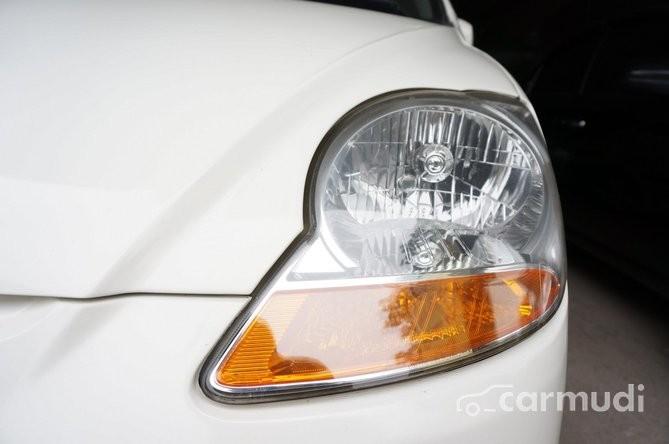 Chevrolet Spark MT đời 2009, màu trắng, xe nhập cần bán