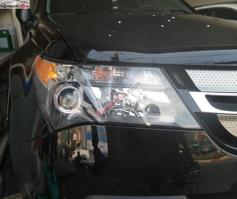 Cần bán gấp Acura MDX năm 2008, màu đen, nhập khẩu nguyên chiếc xe gia đình