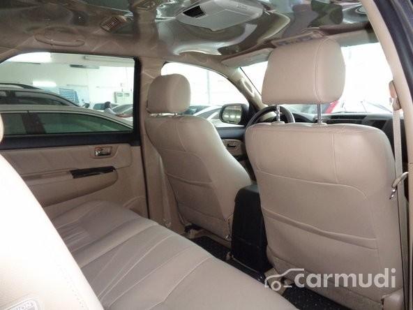 Xe Toyota Fortuner V 2.7 2014 cũ đang được bán