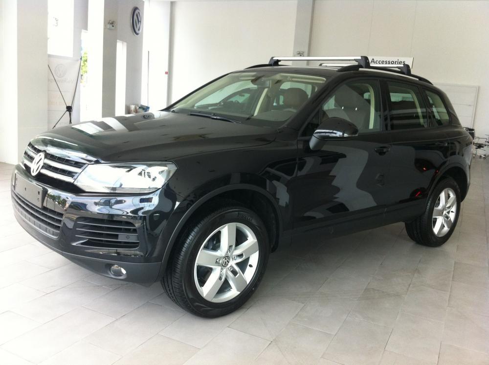 Volkswagen Touareg 2016, nhập khẩu chính hãng