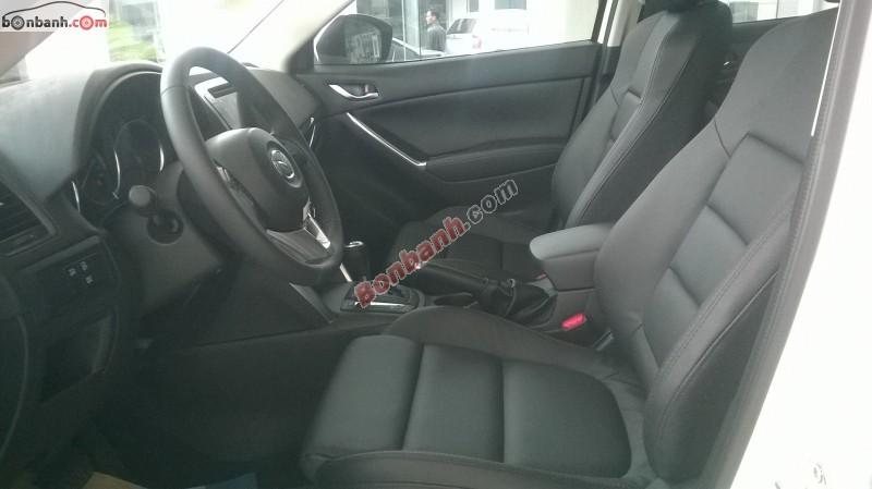 Bán ô tô Mazda CX 5 2WD sản xuất 2015, màu trắng
