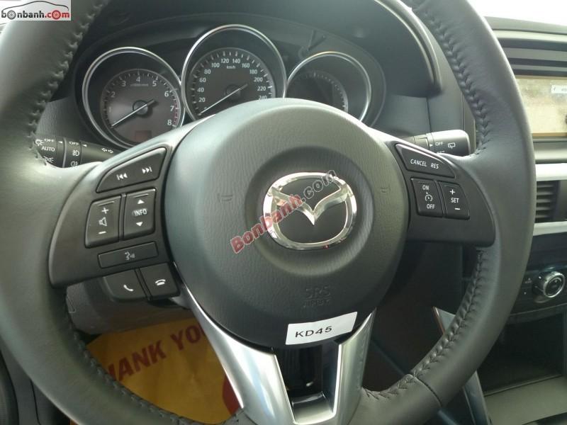 Bán ô tô Mazda CX 5 đời 2015 tại Mazda Giải Phóng