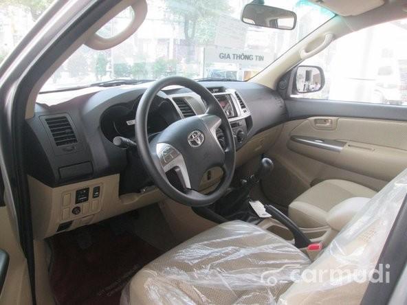 Toyota Hilux 3.0 MT 2015, xe sử dụng nhiên liệu xăng