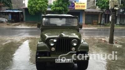 Cần bán Jeep Wrangler CJ MT đời 1990 đã đi 150000 km, giá 68tr