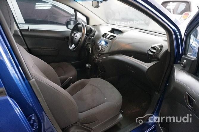 Cần bán gấp Chevrolet Spark AT 2011, nhập khẩu nguyên chiếc, giá 228tr, nhanh tay liên hệ