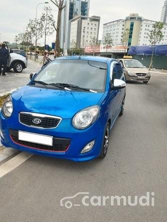 Bán ô tô Kia Morning AT đời 2010, nhập khẩu chính hãng