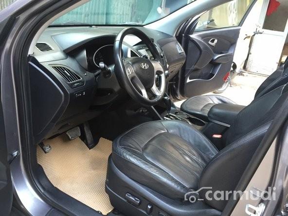 Xe Hyundai Tucson 4WD 2012 đang được bán