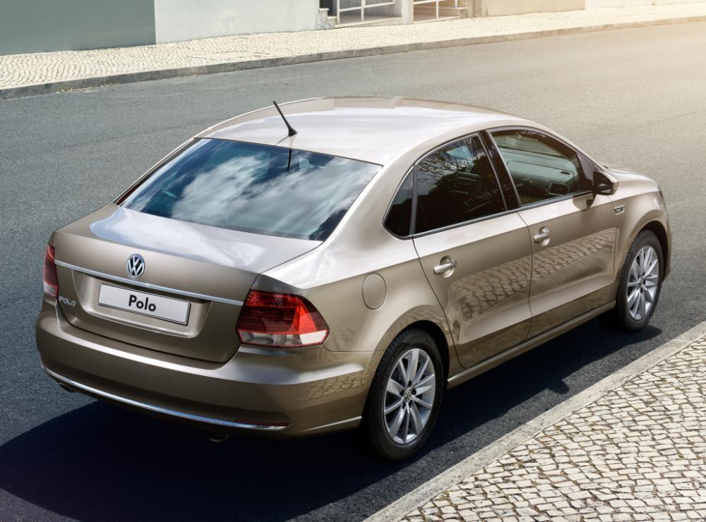 Cần bán xe Volkswagen Polo E đời 2017, màu ghi vàng, nhập khẩu chính hãng, 699 triệu