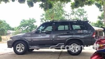 Bán xe Ssangyong Musso MT đời 2014 đã đi 240000 km, xe đẹp