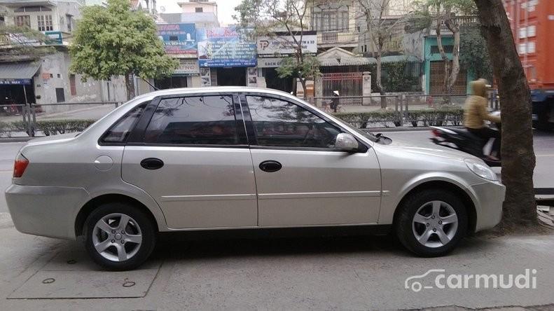 Bán ô tô Lifan 520 đời 2007, màu bạc, chính chủ, giá 95tr