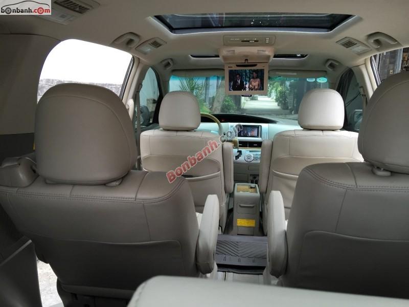 Cần bán gấp Toyota Previa GL đời 2008, nhập khẩu