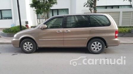 Bán ô tô Kia Carnival GS 2009 xe nhập khẩu, cửa lùa 2 bên. Giá 380tr