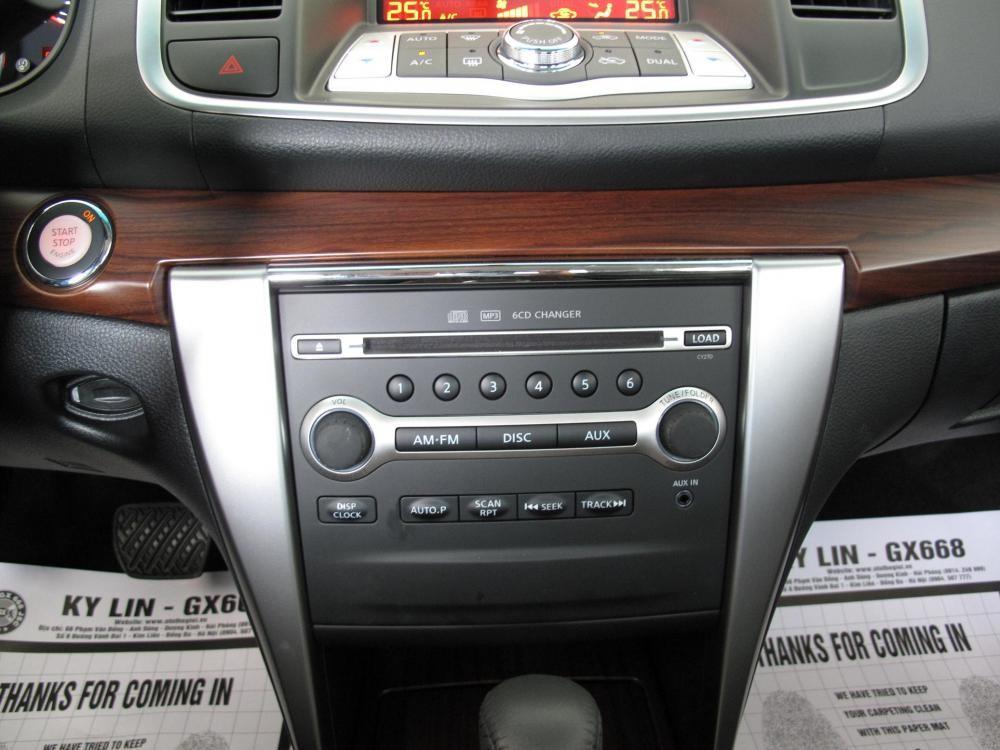 Bán ô tô Nissan Teana 2.0AT 2015, màu đen, nhập khẩu chính hãng