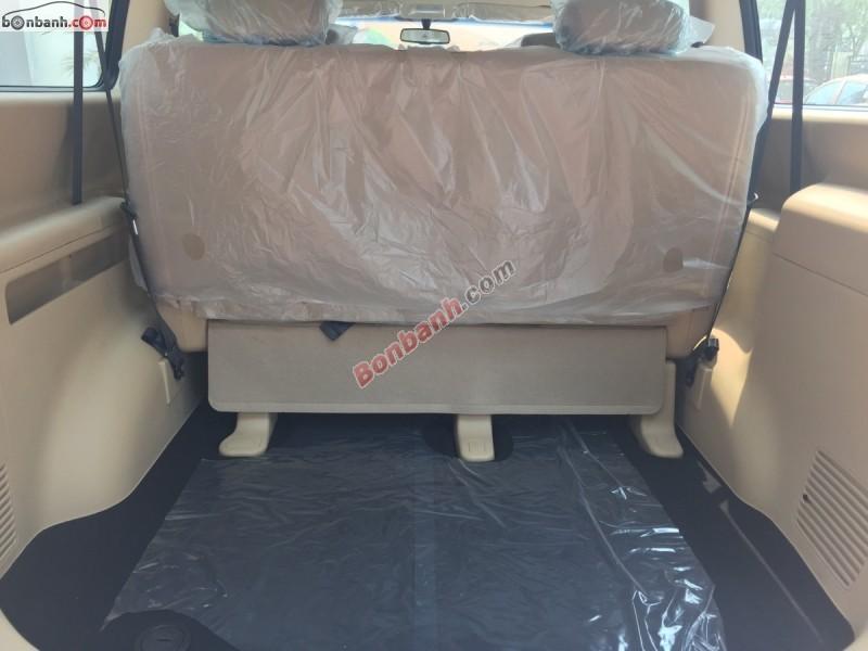 Cần bán xe Hyundai Grand Starex 2.4AT sản xuất 2015, nhập khẩu chính hãng giá cạnh tranh
