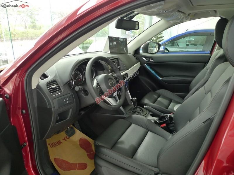 Cần bán Mazda CX 5 2.0 đời 2015, màu đỏ