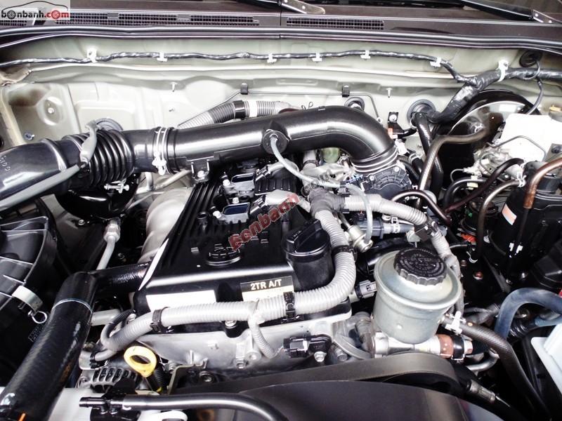 Bán ô tô Toyota Fortuner V 4x4AT đời 2013, màu đen, Lh: 0913217978