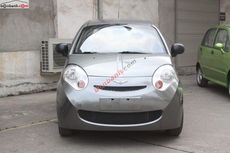 Cần bán xe Chery Riich M1 2014, màu xám