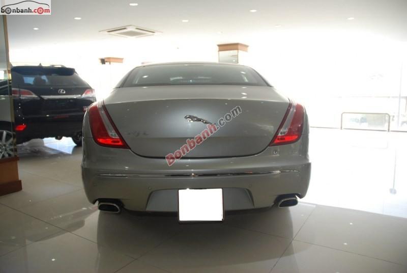 Cần bán gấp Jaguar XJ Series L năm 2010, nhập khẩu nguyên chiếc