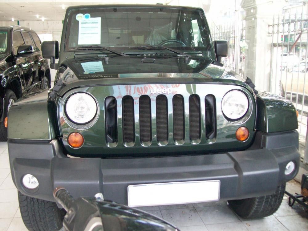 Cần bán xe Jeep Wrangler Limited năm 2009, nhập khẩu