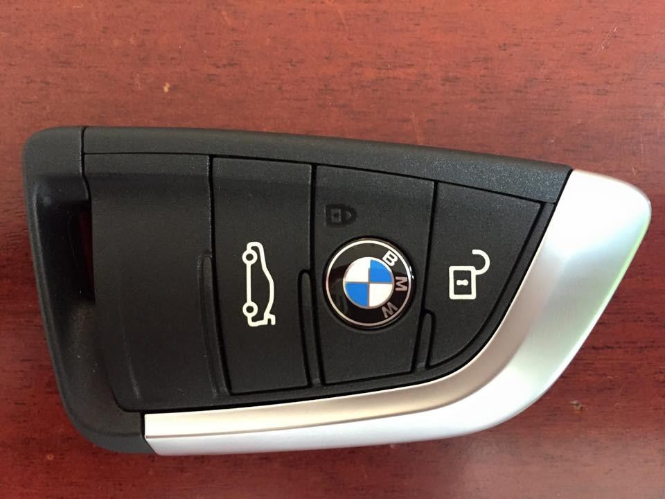 Bán xe BMW 2 Series 218i đời 2015, màu đen, nhập khẩu nguyên chiếc