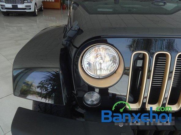 Cần bán xe Jeep Wrangler đời 2014, màu đen, nhập khẩu chính hãng