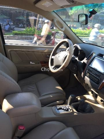 Bán ô tô Toyota Fortuner đời 2011, nhập khẩu, số tự động
