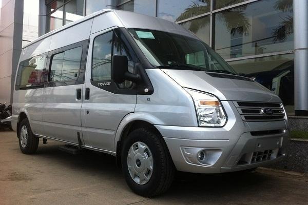 Bán ô tô Ford Transit đời 2015, màu bạc, nhập khẩu chính hãng, giá 855tr