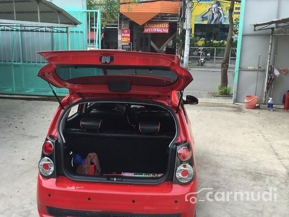 Cần bán xe Kia Morning đời 2011, màu đỏ xe gia đình