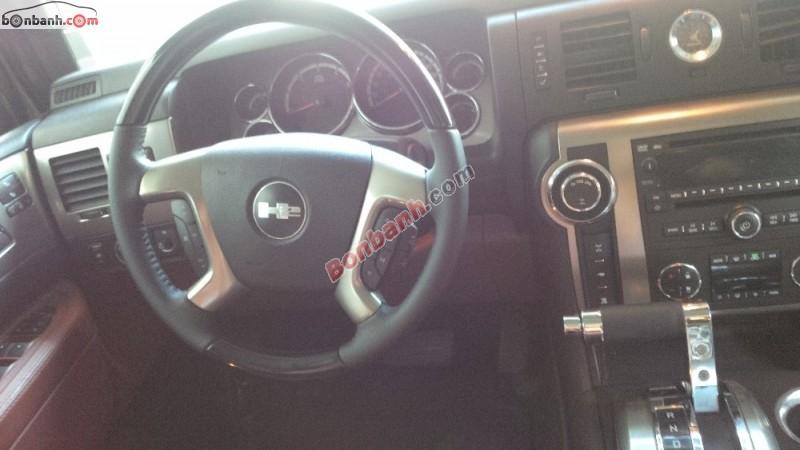 Bán ô tô Hummer H2 2009, xe nhập số tự động, xe đẹp xuất sắc