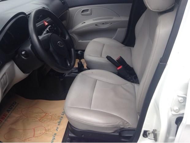 Cần bán xe Kia Morning Van đời 2010, màu trắng, nhập khẩu, số sàn, 222tr
