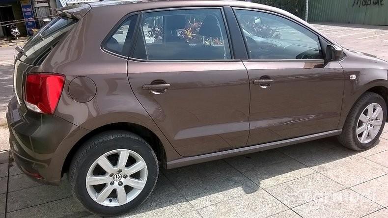 Bán xe Volkswagen Polo năm 2015, màu nâu, nhập khẩu chính hãng