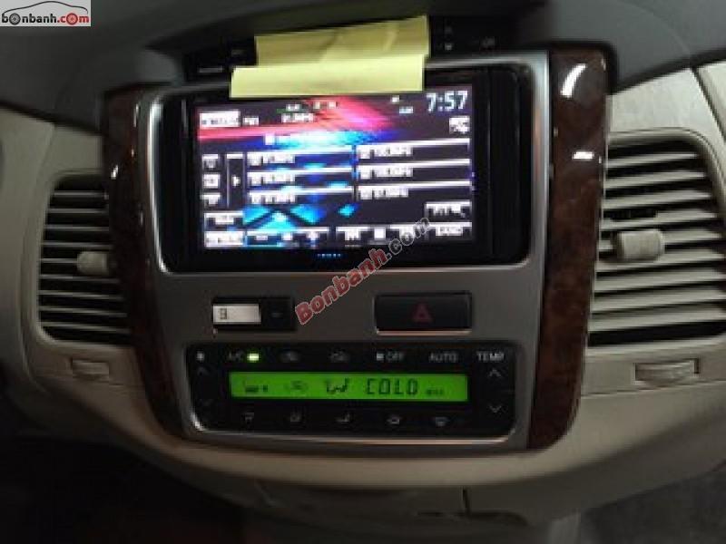 Cần bán Toyota Innova V đời 2016
