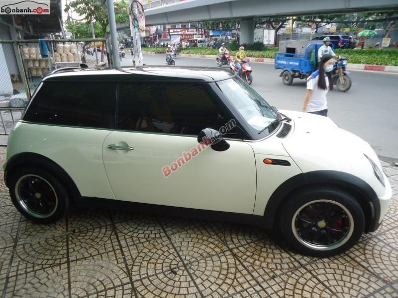 Cần bán xe Mini Cooper 2003