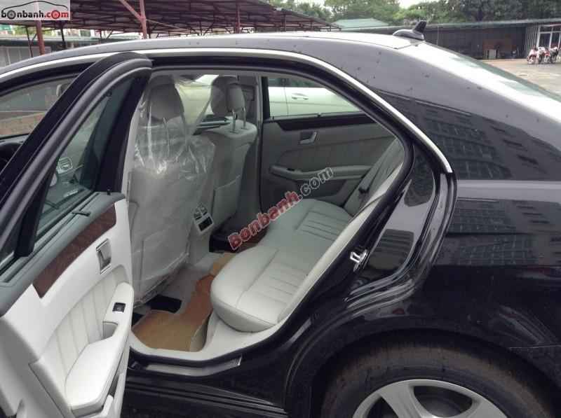 Bán xe Mercedes E200 đời 2015, màu đen - LH ngay 0945 251 666