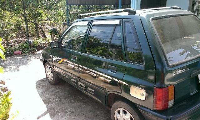 Bán gấp ô tô Kia CD5 đời 2001. Tình trạng vẫn sử dụng tốt