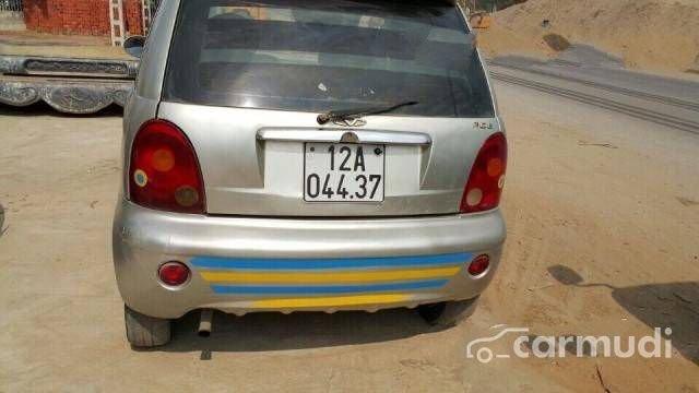 Bán ô tô Chery QQ3 MT đời 2009, màu bạc đã đi 75000 km, 79tr