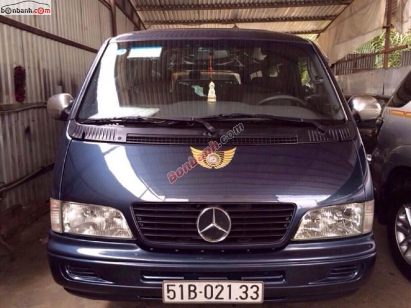 Cần bán Mercedes 2002, đẹp như mới, giá 255tr