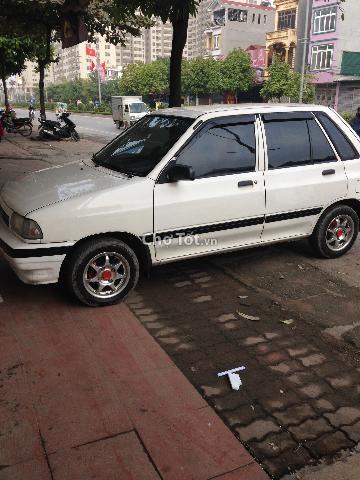 Cần bán gấp Kia CD5 đời 2004, màu trắng, xe nhập, giá chỉ 110 triệu