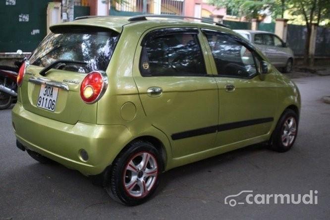 Cần bán xe Chevrolet Spark Van MT đời 2010 đã đi 20000 km