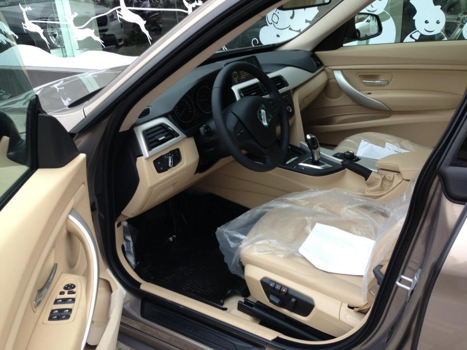BMW Việt Nam bán ô tô BMW 3 Series 320i Gran Turismo đời 2016, xe nhập