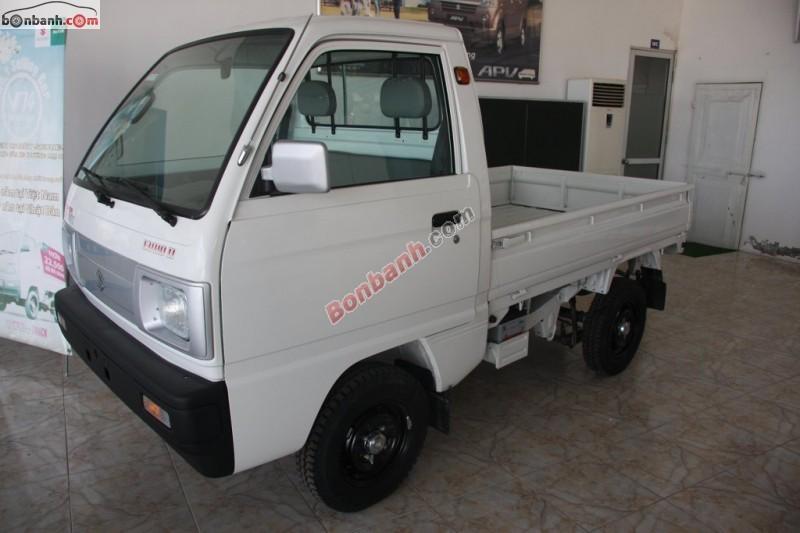 Bán Suzuki Super Carry Truck đời 2015, màu trắng, 219 triệu